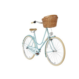 Creme Holymoly Solo City Bike Women blue